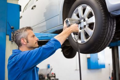 Tyre Repair, Wheel Balancing & Alignment